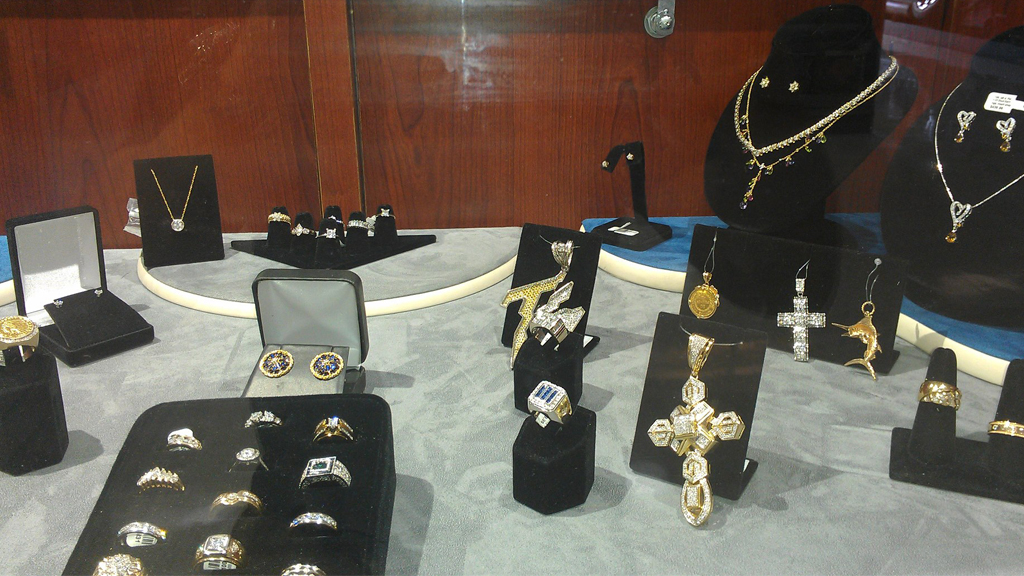 fine jewelry at godfather pawn florida mall location